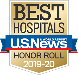 U.S. News & World Report Best Hospitals Honor Roll 2019-20